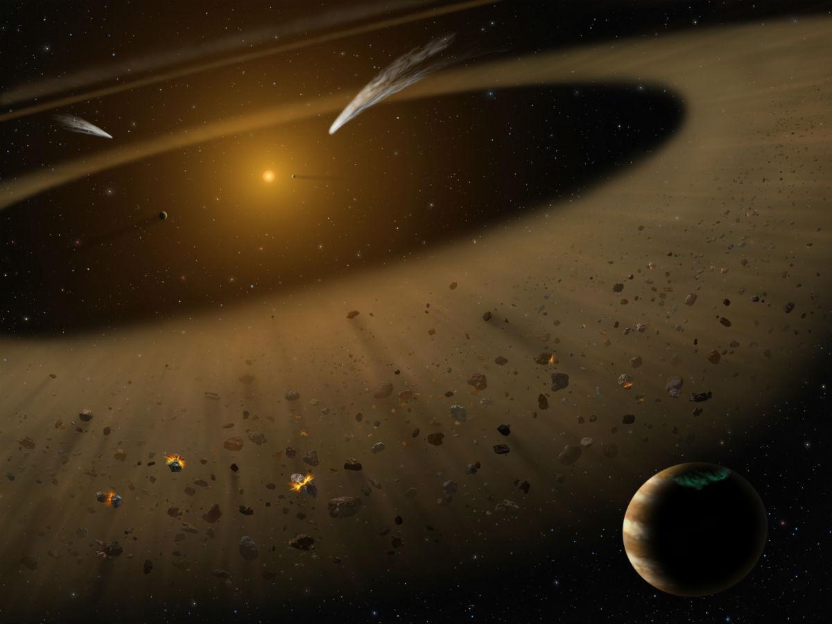 Crédit : NASA/SOFIA/Lynette Cook