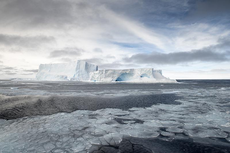 Iceberg Antactique