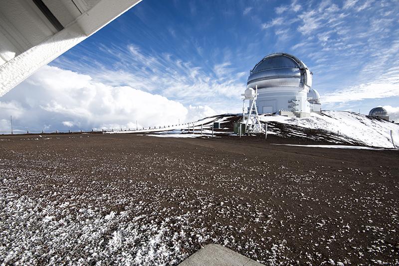 Observatoire Mauna Kea Hawaii