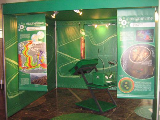 expo magnétisme