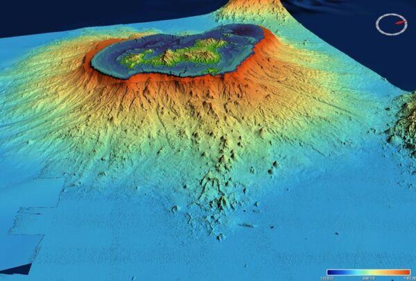 Volcan au large de Mayotte : la sismicité éclaire les étapes de sa formation